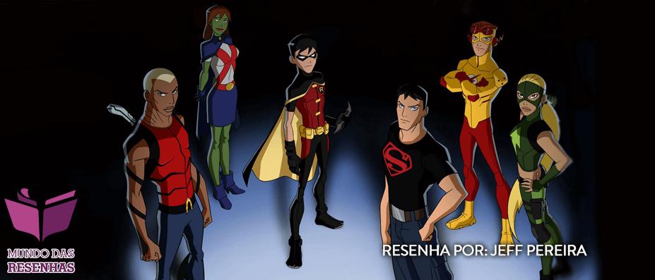 Resenha – Justiça Jovem (Série Animada)