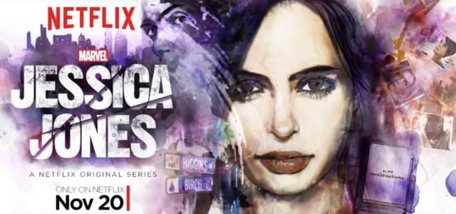 Resenha Série Jessica Jones