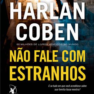 Resenha do livro Não Fale com Estranhos – Harlan Coben