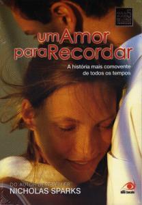 resenha do livro um amor para recordar, nicholas sparks