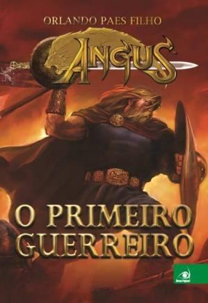 Iluminação frontal do tomo que conta a história do nobre Angus