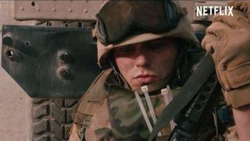Netflix, castelo de areia, original Netflix, filme de guerra, guerra do iraque, Nicholas Hoult, filmes de Nicholas Hoult (2)