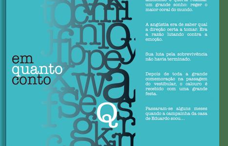 Resenha: Em Quanto Conto – Carlos Lazzarotto