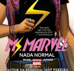 Resenha – Miss Marvel: Nada Normal