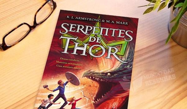 Serpentes de Thor – Último livro da Triologia