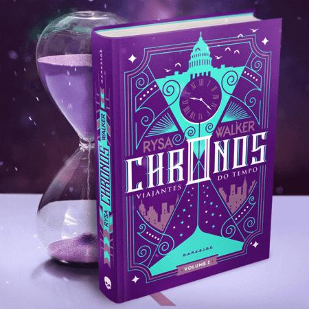 Lançamento: Chronos: Viajantes do Tempo