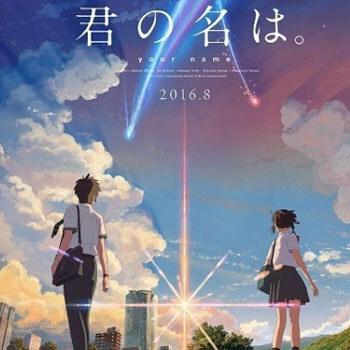 Resenha – Kimi no Na wa (Your Name)