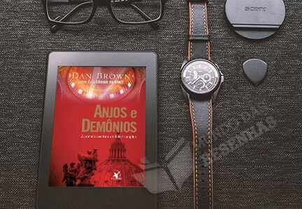 Resenha – Anjos e Demônios – Dan Brown
