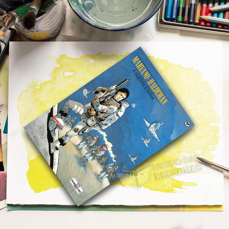A Guerra Eterna – Joe Heldeman (Grafic Novel)