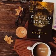 RESENHA – CÍRCULO SECRETO: A RUPTURA – L. J. SMITH