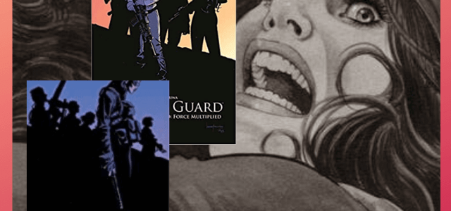 The Old Guard (HQS Vols. 1 & 2): Vale a pena a leitura? #19