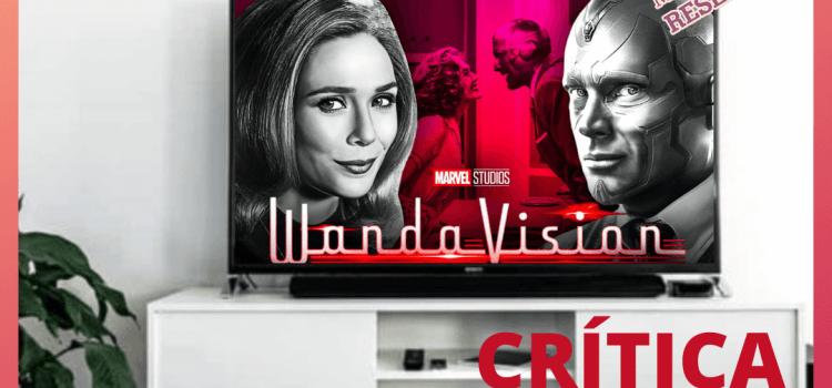 WandaVision – DISNEY+ | O Nascimento de uma lenda.