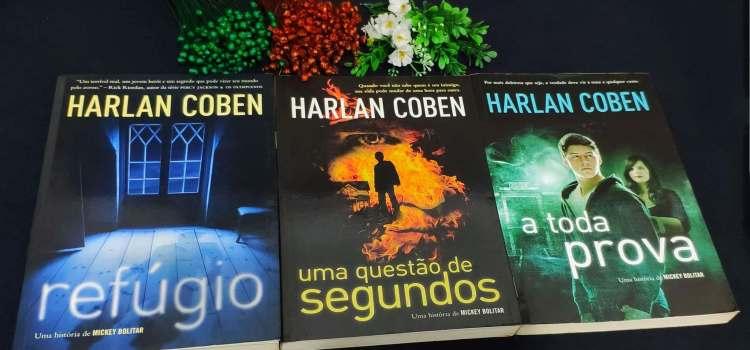 Amazon Studios Anuncia piloto baseado em 'Refúgio' de Harlan Coben