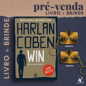 LIVRO WIN DE HARLAN COBEN - MYRON BOLITAR