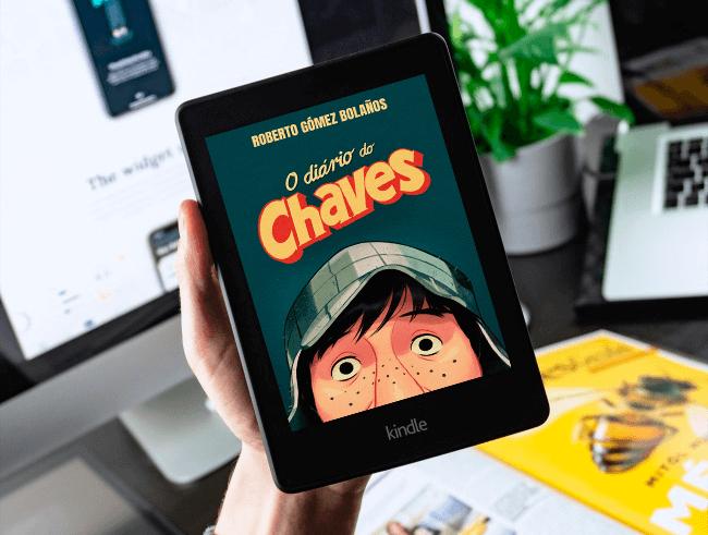 Resenha O Diário do Chaves – Roberto Gómez Bolaños