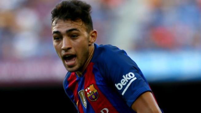 Munir El Haddadi está a punto de cerrar su incorporación al Valencia CF