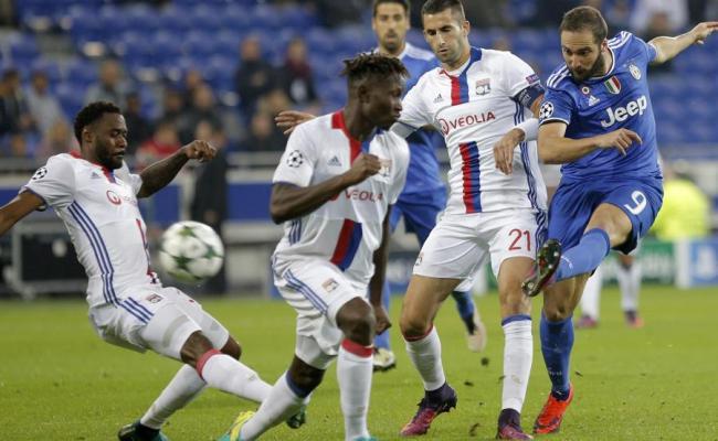 Champions League Hoy Lyon Vs Juventus En Vivo