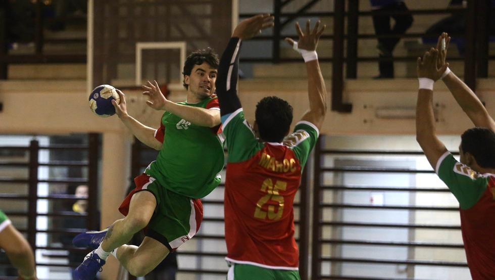 Euskadi no ha podido con la selección norteafricana