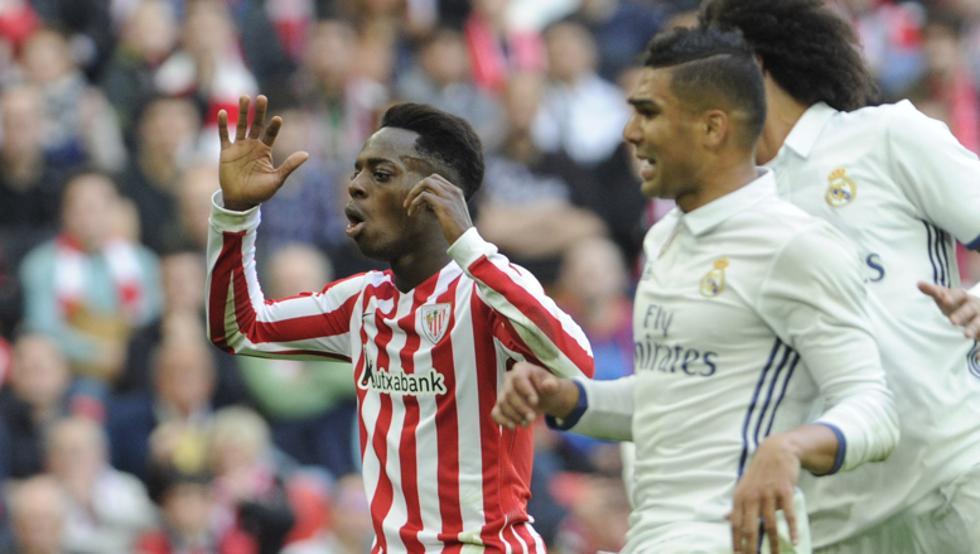 Williams quiere desquitarse ante el Real Madrid