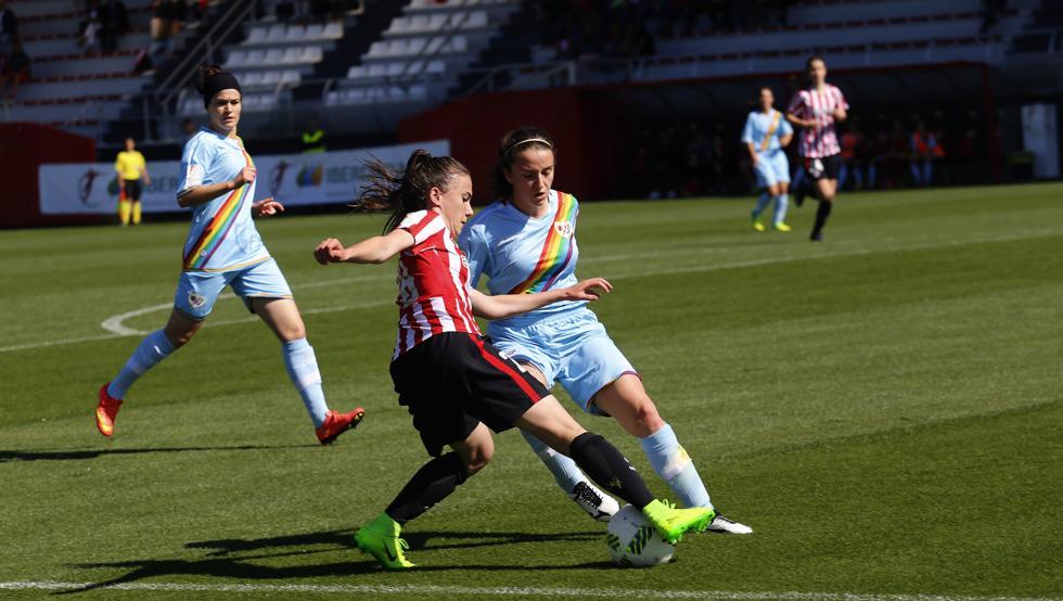 El Athletic recibe al Rayo Vallecano este sábado en Lezama.