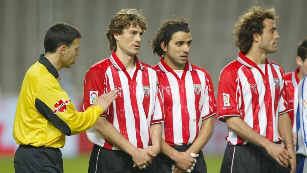 Guerrero, en la imagen con Javi González y Ezquerro ante el Espanyol, hizo el gol del último triunfo