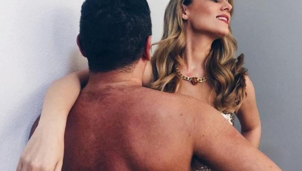Desnudo integral de Jorge Javier Vzquez