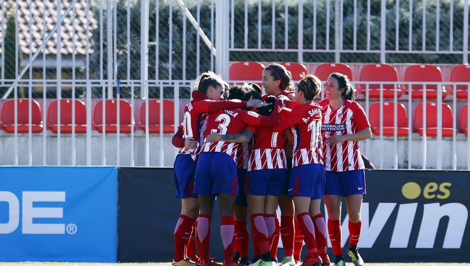 El Atlético de Madrid Femenino , a seguir ganando