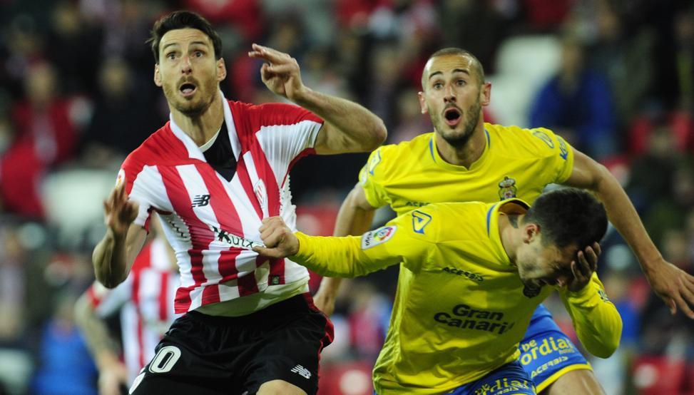 Athletic y Las Palmas empataron a cero goles el pasado viernes en San Mamés