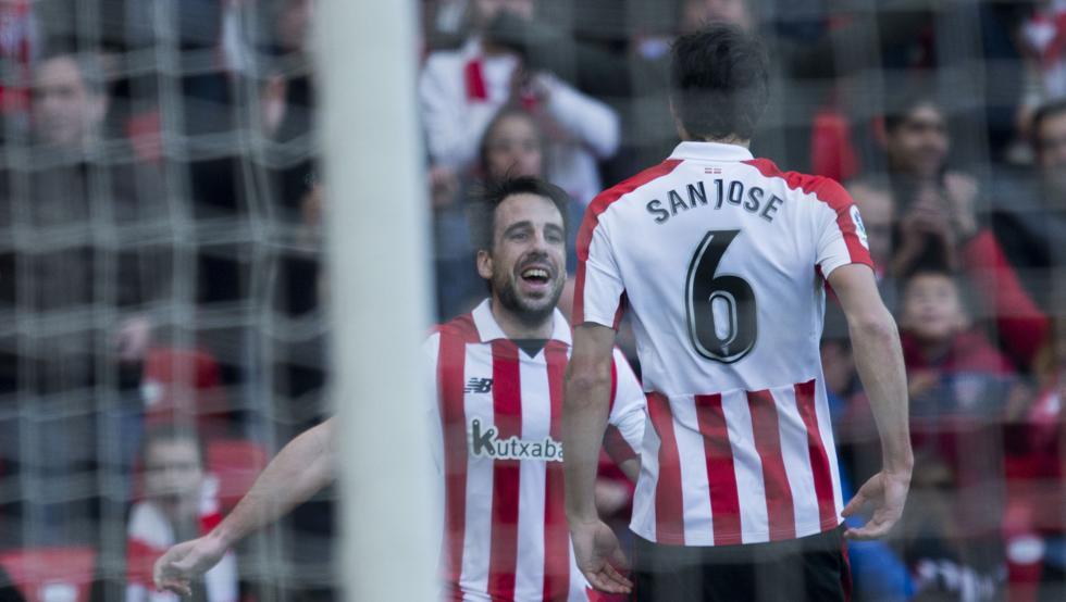 San José confiesa que su gol se benefició de un error propio en el plan previsto para ese córner.