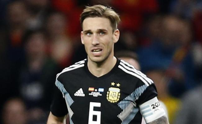 Peligra El Mundial Para Lucas Biglia