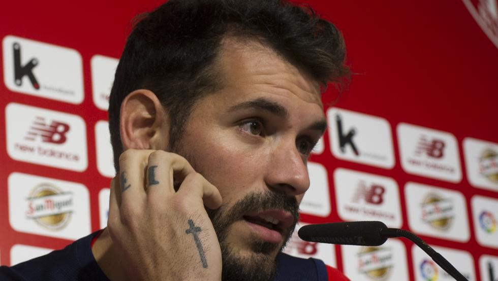 Iago Herrerín ha comentado sus sensaciones a final de temporada