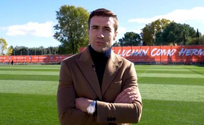 Gabi El Atlético No Ha Perdido Su Esencia Va A Ser Un