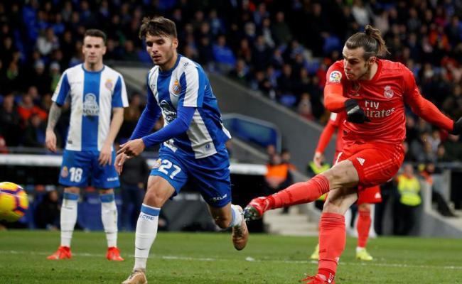 Video Los Goles Del Real Madrid Ante El Espanyol