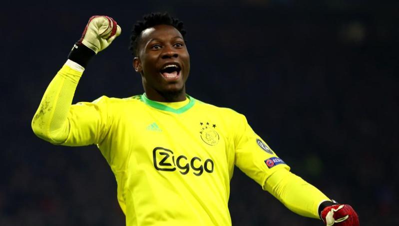 El Barça se interesa por Onana, portero del Ajax de Amsterdam