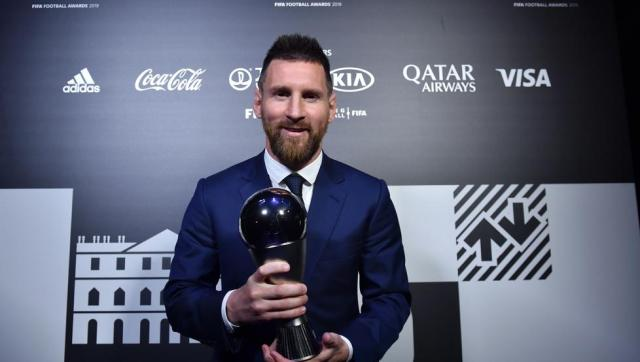 Messi, con el The Best de la FIFA. Ahora, a por el Balón de Oro de France Football