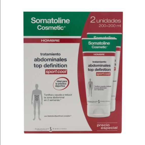 Somatoline® Hombre Abdominales Top Definition Sport