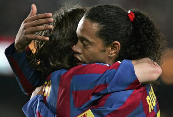 Messi y Ronaldinho fueron protagonistas clave de aquella victoria del FC Barcelona frente al Real Madrid (LaLiga)