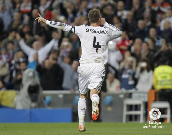 Sergio Ramos es uno de los muchos jugadores que ha emulado a Antonín Panenka (LaLiga)