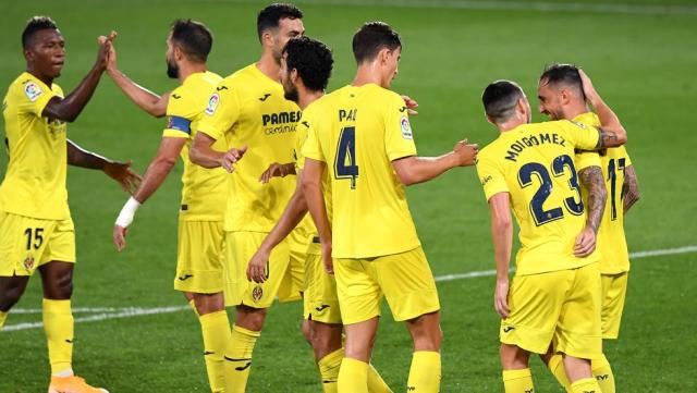 El Villarreal atropella al Alavés