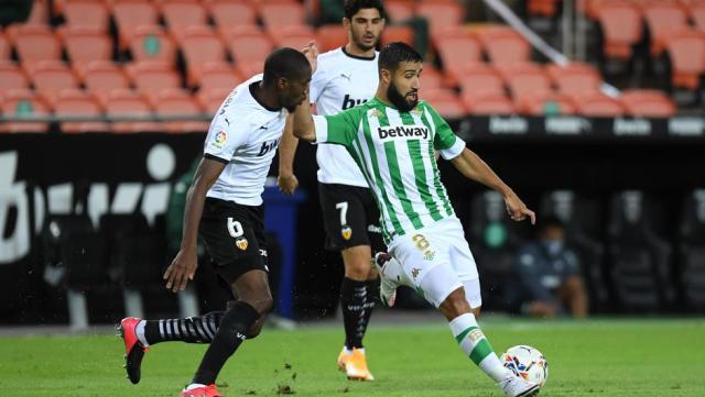 Valencia - Betis, en directo: LaLiga Santander