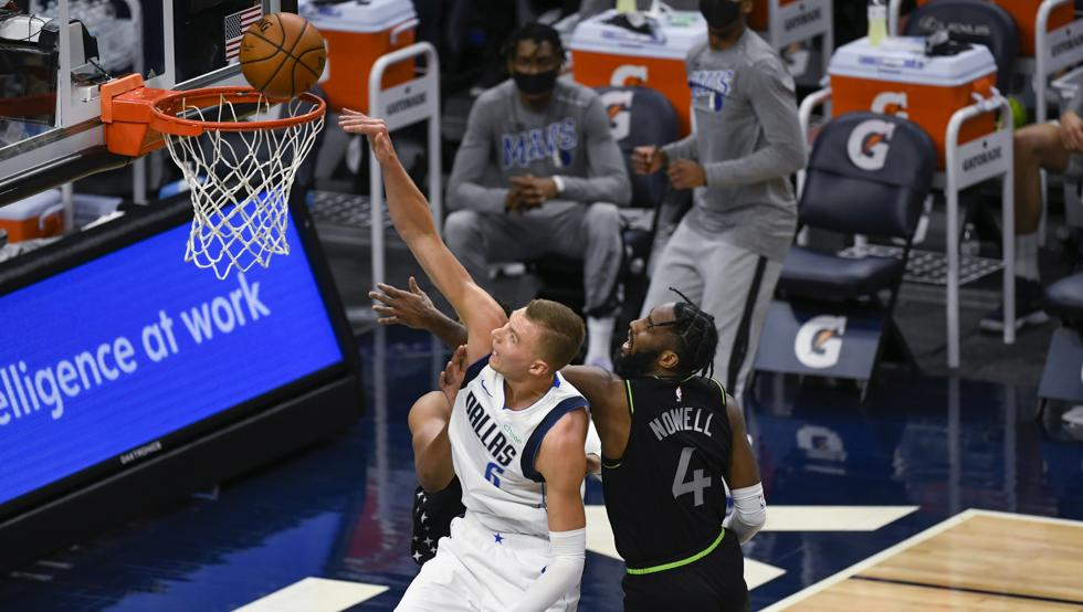 Minnesota falls clearly again despite Doncic's bad night - Archyde