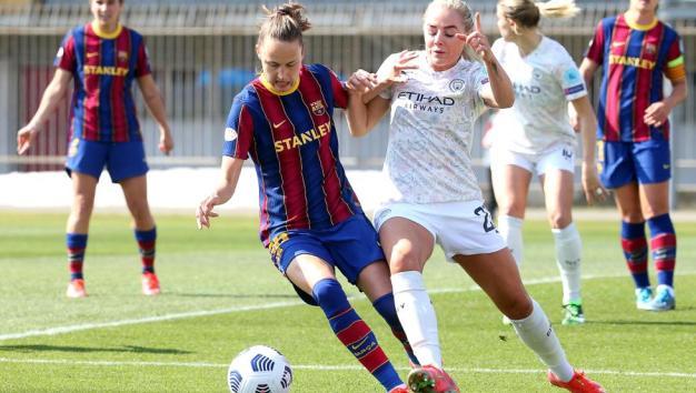 Barça - Manchester City, en directo | Champions League femenina de fútbol
