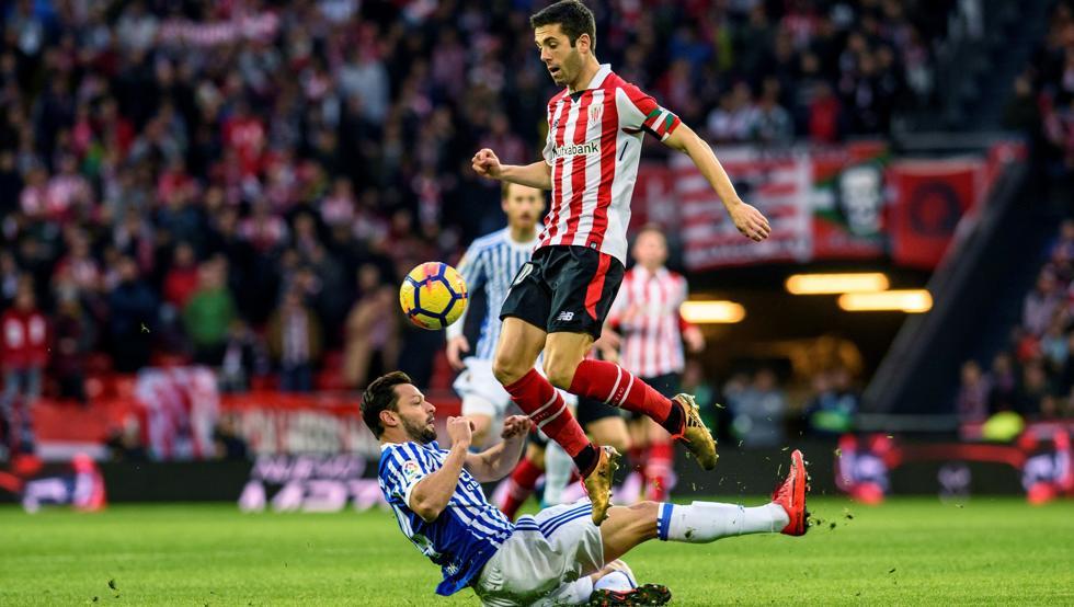 El derbi vasco acaba sin goles y con muy poco fútbol