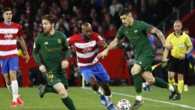 Lo mejor y lo peor del partido entre Granada y Athletic de Copa