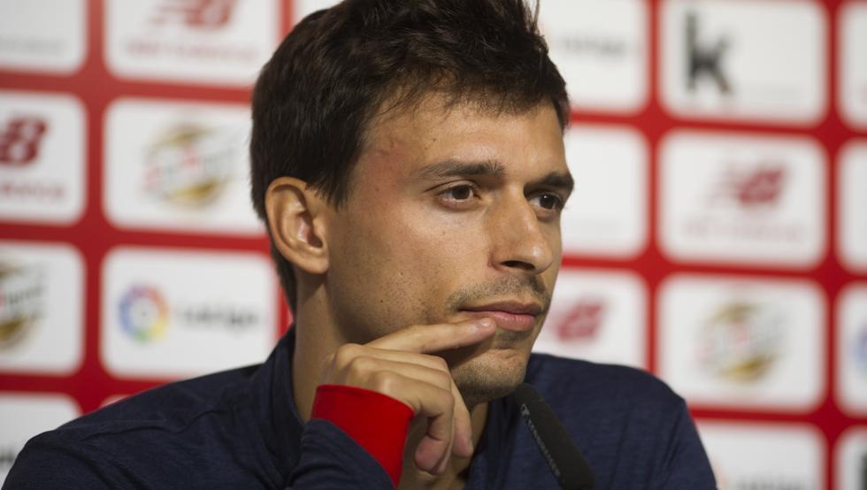 """Iturraspe ve """"lógico"""" y """"normal"""" que se hable de fichajes en el Athletic"""