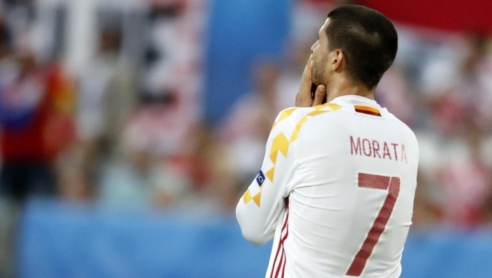 Los grandes de la Premier se lanzan a por Morata