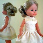 Patrón de vestido estilo Grace Kelly