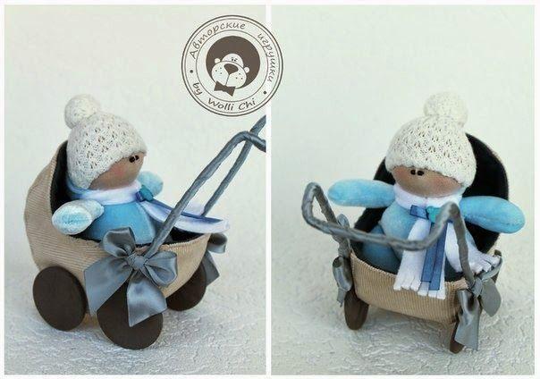 Muñeco Bebé de muñeca rusa