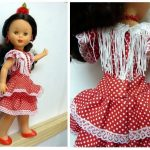 Tutorial de vestido de flamenca para Nancy
