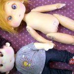 Trucos para patrones de muñecas de tela